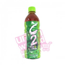C2 Cool & Clean Green Tea Regular 500ml