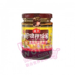 Haitian Brand Spicy Sauce Rice And Noodles 200g