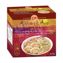 CP Prawn Wonton Soup With Noodles 258g