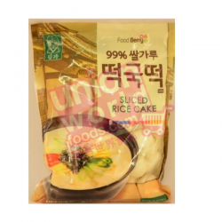 Food Berry Sliced Rice Cakes 500g
