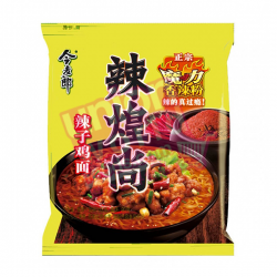 Jinmailang Instant Noodle Spicy Chicken 114g