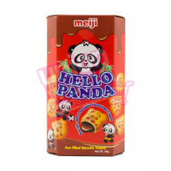 Meiji Hello Panda Biscuits Chocolate 50g