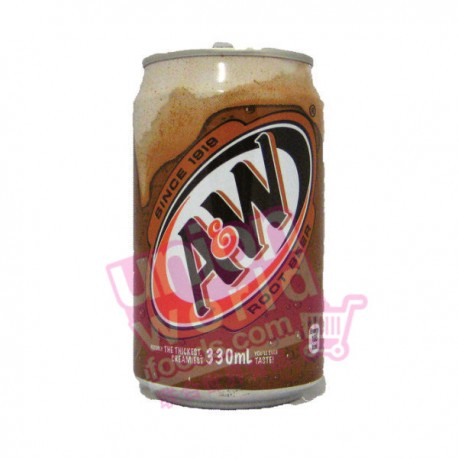 A&W Root Beer 330ml
