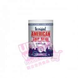 American Chip Spice With Paprika 100g