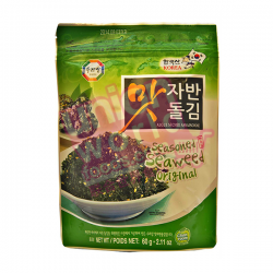 Surasang Seasoned Seaweed 60g