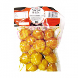 Way-On Fried Fish Balls With Chilli 200g
