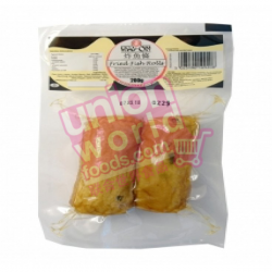 Way-On Fried Fish Rolls 200g