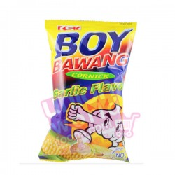 Boy Bawang Cornick Garlic 100g
