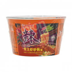 Myojo Spicy Lobster Noodle Bowl 119g