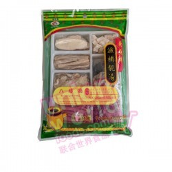 East Asia Mixed Soup Base (Pak Chun Soup) 100g