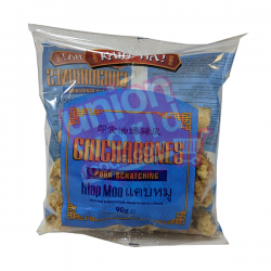 Kain-Na! Chicharon Pork Scratchings 90g