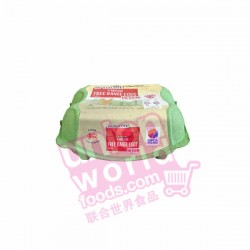 Woodcote Medium Free Range Eggs 6pc