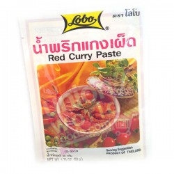 Lobo Red Curry Paste 50g