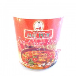 Maeploy Red Curry Paste 400g